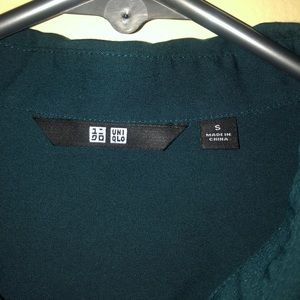 Uniqlo Tops - NWT UNIQLO Long Sleeve Blouse - Small